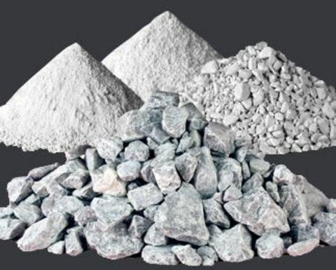 Análise química de calcário