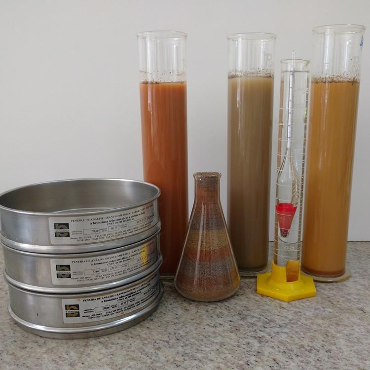 Analise química de solo