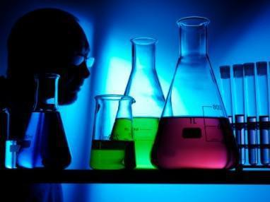 Laboratório de analise de sal mineral